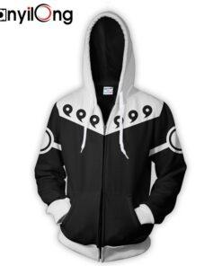 2018 sweatshirt hoodies men women print 3D NARUTO 6 ROADS long sleeve