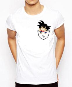 Men's Tee Summer Dragon Ball Z Son Goku super slim fit t-shirts Cosplay 3D