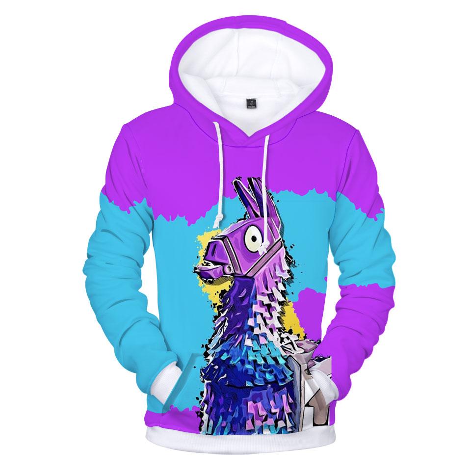 dbf15d00ba64 Fortnite fortite 3D Men Casual cute hoodie Women Suitable for - Wolamola