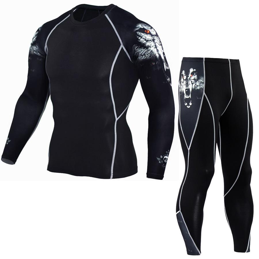 CORDEE 3D breathable quick-drying shirt long sleeve shirt Men's Fitness