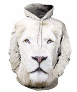 Men Women Lion Animal 3D Hoodie sweatshirts Harajuku Spring Fall Men