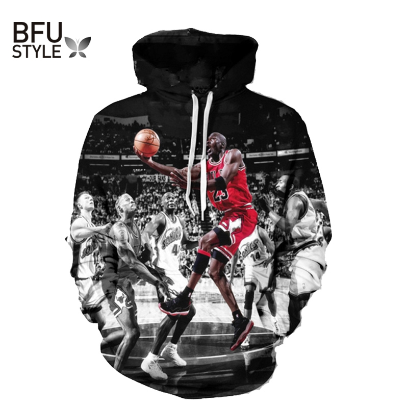 2018 Men   Women 3D Jordan Hip Hop sweatshirts Harajuku casual tracksuit e4f1b7baa9e2