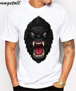 Size funny mens luxury shirts Hip Hop T Plus Brand 3D M7 crazy