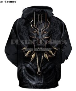 Cosmos clothing polyester spandex round neck hooded sweatshirts men long sleeve