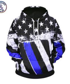 Hooded sweatshirts 2018 Men 3D Print Sweatshirt Hip Hop Streetwear