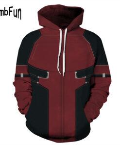 Men Women Sweatshirts causal Marvel 3D printing hooded tracksuits couple