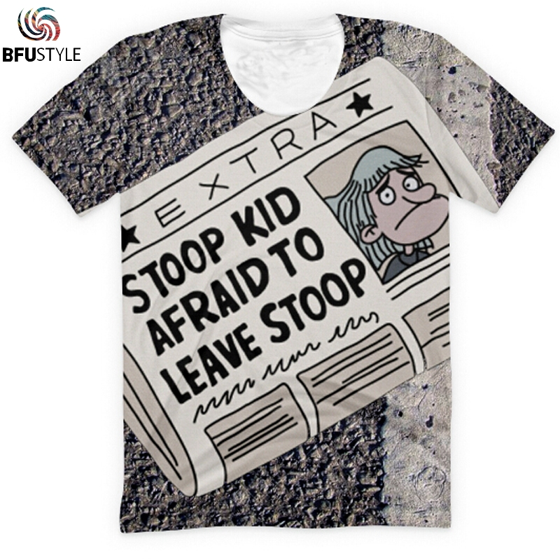 Men Women Kid T 2018 New Fashion Hip Hop Graphic Tops Of Casual